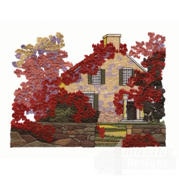 Late Summer Cottage