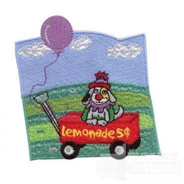 Lemonade Wagon