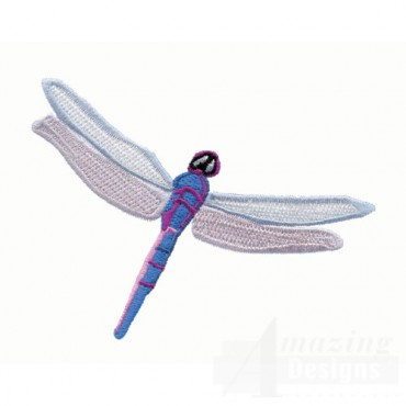 Purple Dragonfly