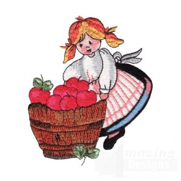 Barrel Of Apples