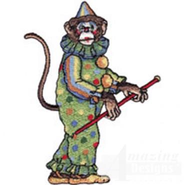 Monkey Clown
