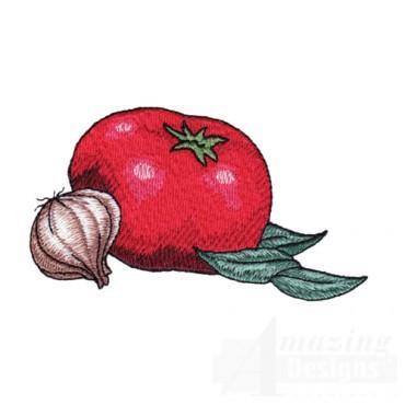 Tomato And Garlic