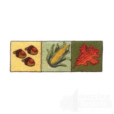 Acorn Corn Leaf