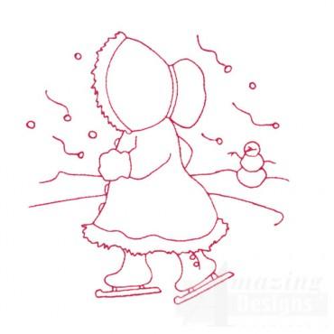 Sue Ice Skating