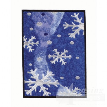 Winter Solstice Snowflakes