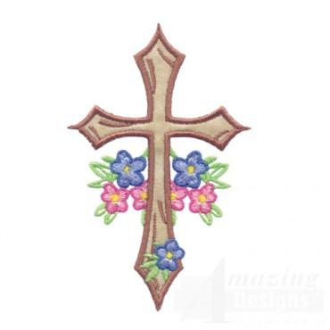 Applique Cross
