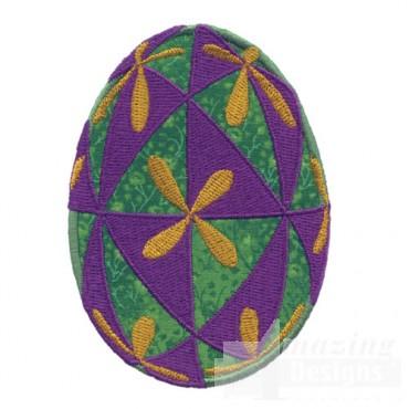 Applique Easter Egg