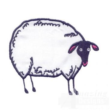 Applique Sheep