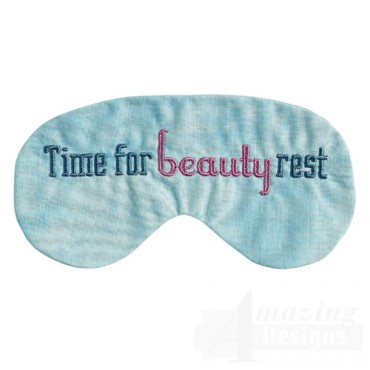Time For Beauty Rest