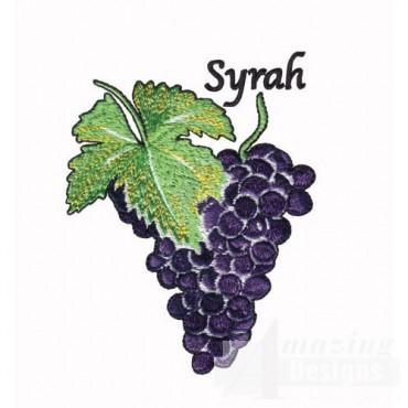 Grapes Syrah