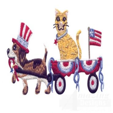 Parade Dog And Cat