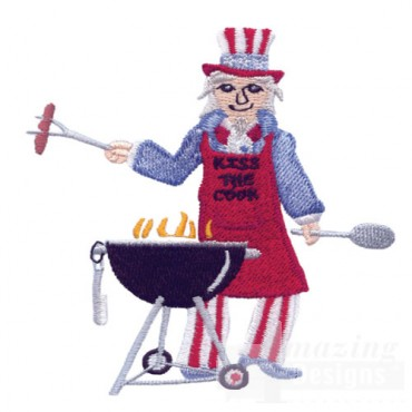Bbq Uncle Sam