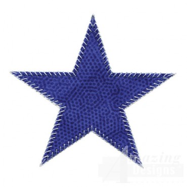 4 Inch Blanket Stitch