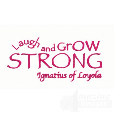 Laugh and Grow Strong