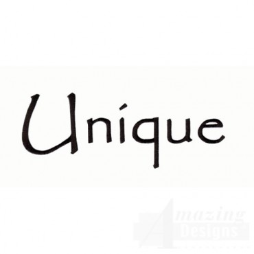 Unique Word