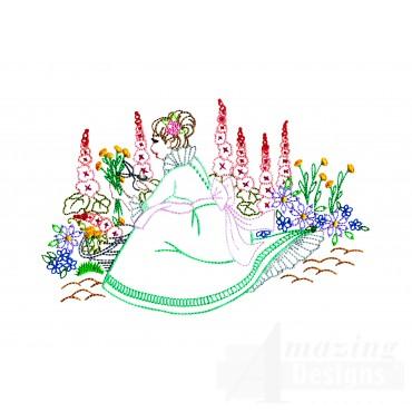 Vl111 Belle Gardening