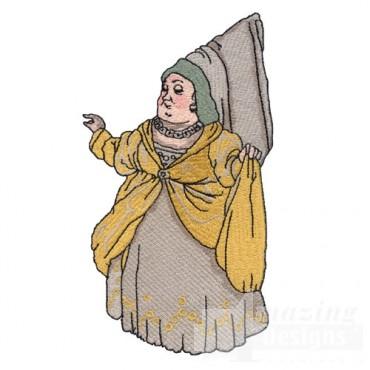 Fairytale Woman