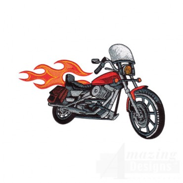 Hot Motorcycle