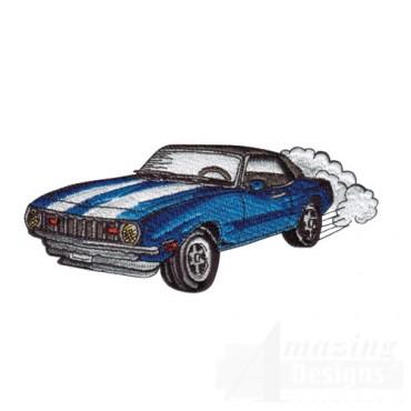 Hot Rod Sports Car