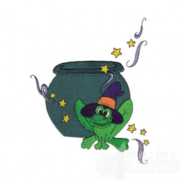 Frog by Kettle
