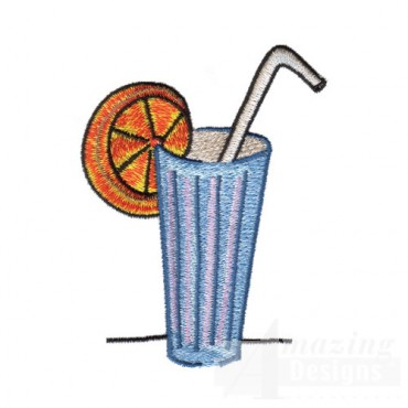 Drink with Orange