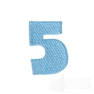 Light Blue Five