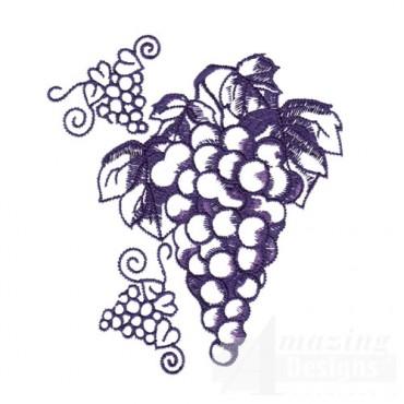 Grape Outlines