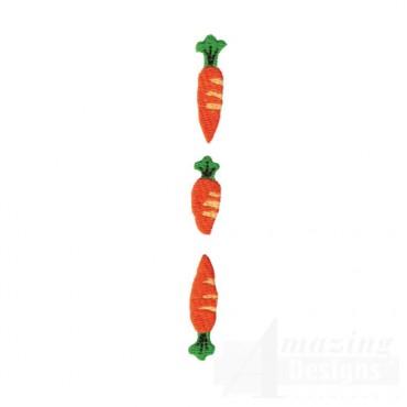 Vertical Carrot Border