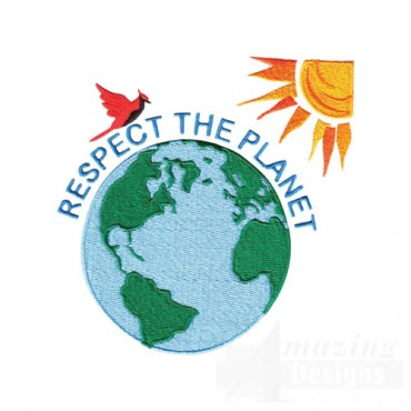 Respect The Planet