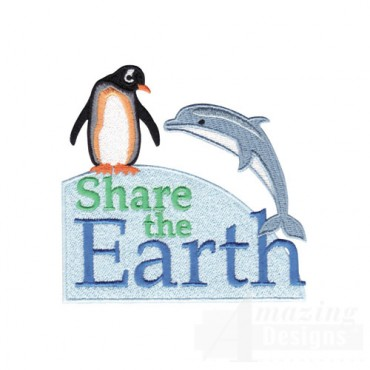 Share The Earth