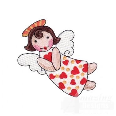 Angel in Heart Dress