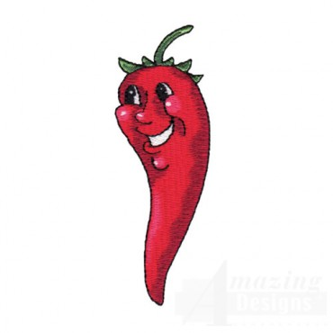 Whimsical Red Chile