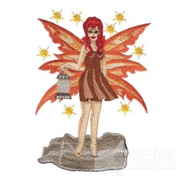 Fairy With Lantern