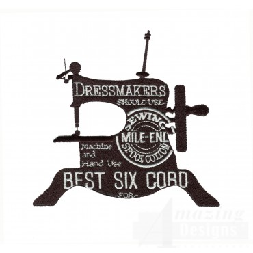 Sew109 Sewing Machine Embroidery Design