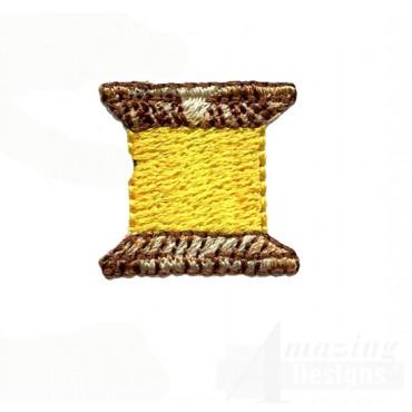 Sew126 Thread Spool Embroidery Design