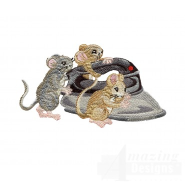 Ironing Mice