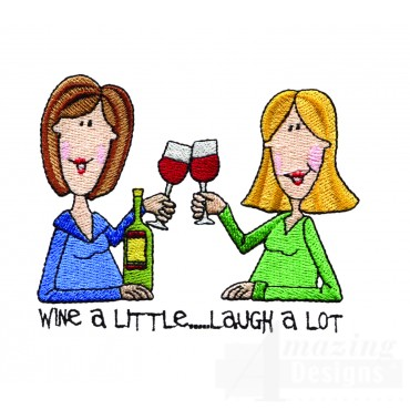 Wine A Little