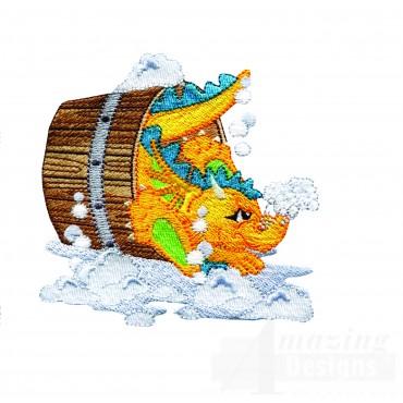 Squeeky Clean Dragon