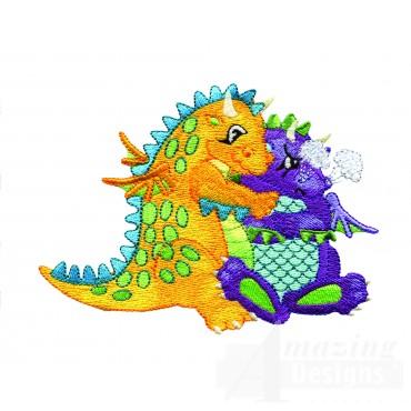 Hugging Dragons