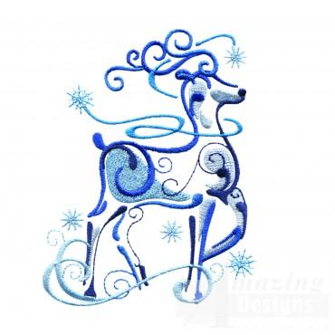 Swnse126 Embroidery Design