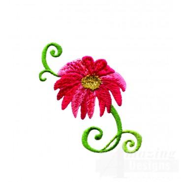 Delightful Daisy Swndsy101 Embroidery Design