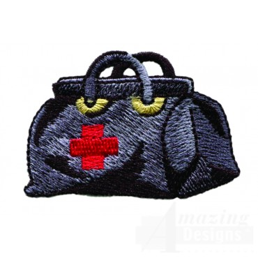 Swnbear115 Doctor Bag Embroidery Design