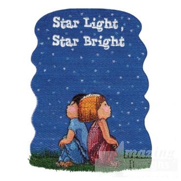 Kids Star Gazing