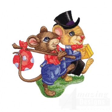 Mice on Parade