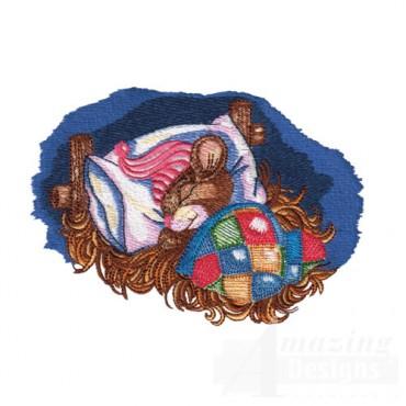 Mouse Sleeping
