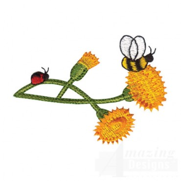 Dandelion and Bugs