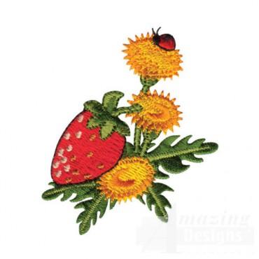 Strawberry and Dandelion