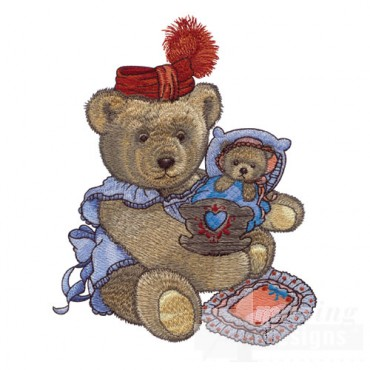 Bear with Baby