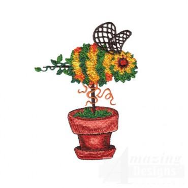 Bee Topiary