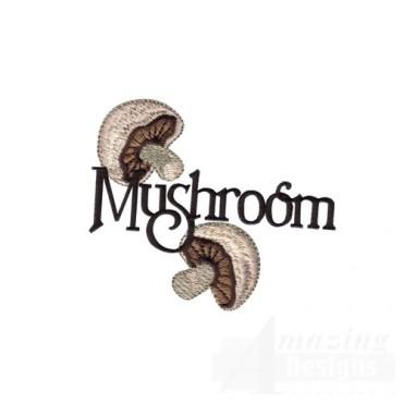 Mushroom Word